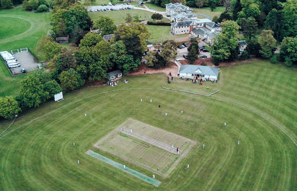 gosfield cricket