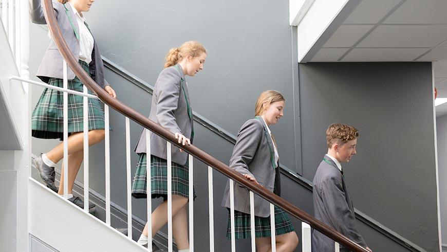 Sixth Form Assembly - Gosfield School