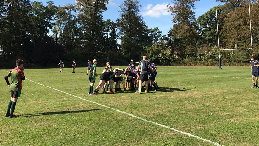gosfield rugby